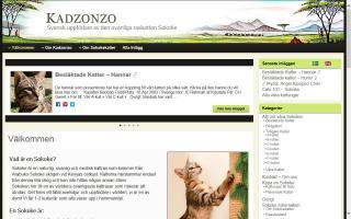 Kadzonzo Cattery