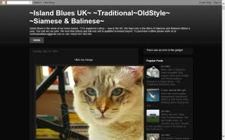 Island Blues UK