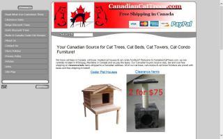 CanadianCatTrees.com