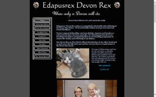 Edapusrex Devon Rex