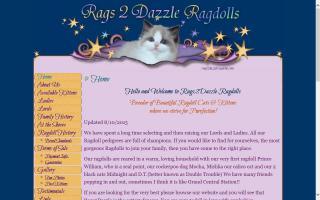 Rags2Dazzle Ragdolls