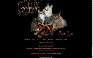 Coonhaven Maine Coons