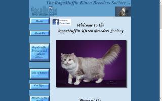 RagaMuffin Kitten Breeders Society, The