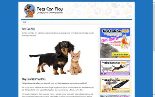 Pets Can Play, Inc.