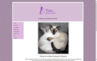 Rislani Siamese & Orientals