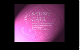 Satiny Cats