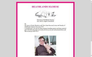 Heathlands Siamese