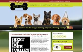 Sonoran Desert Pet Resort