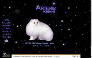 Artemis Persians