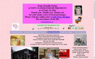 Pam's Poodle Parlor