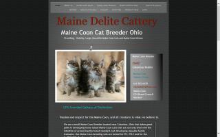 Maine Delite Cattery