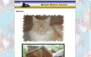 Nandi Maine Coons
