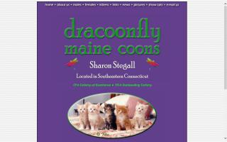 Dracoonfly Maine Coon Cats