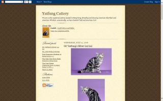 Yatfung Cattery