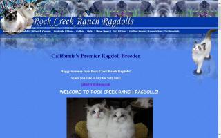 Rock Creek Ranch Ragdolls