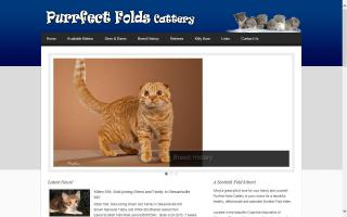 Purrfect Folds Cattery