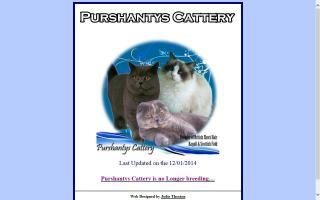 Purshantys Cattery