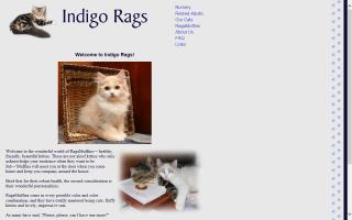 Indigo Rags