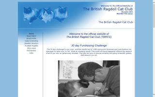 British Ragdoll Cat Club, The - TBRCC