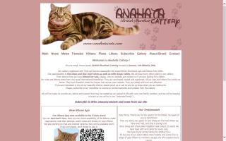 Anahata Cattery