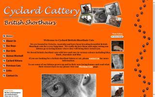 Cyclard Cattery